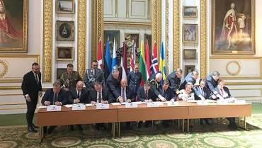 International styrke med dansk deltagelse er klar til udrykning