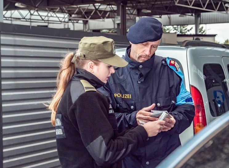 Overvågningskapaciteter til EU's fælles grænseovervågningssamarbejde i Middelhavet