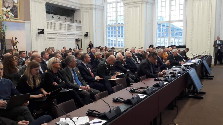 Billedgalleri fra NORDEFCO konferencen 2020