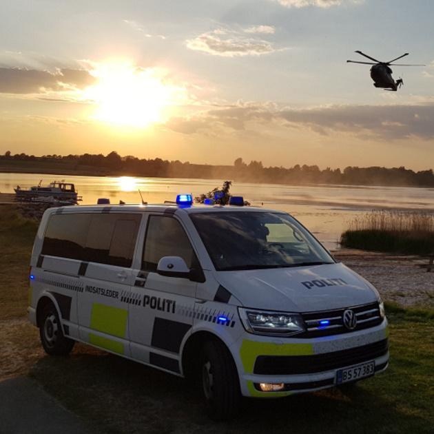 politi-sø