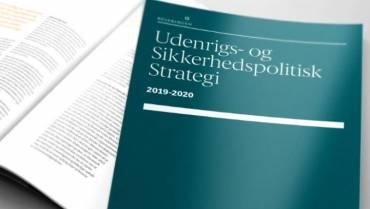 Ny udenrigspolitisk strategi sætter fokus på værdier