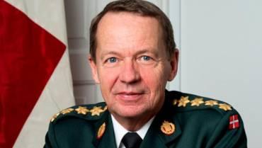 Bjørn Bisserup stopper som forsvarschef