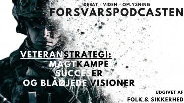 Veteranstrategi: Magtkampe, succeser og blåøjede visioner